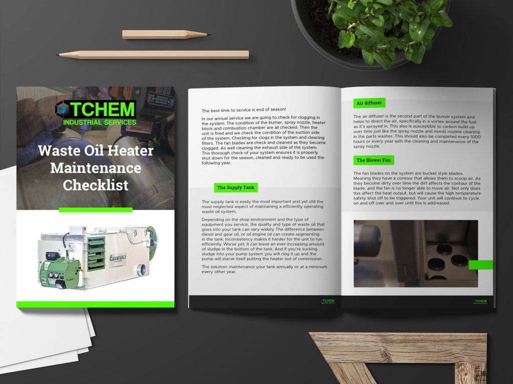 Waste Oil Heater Maintenance Schedule